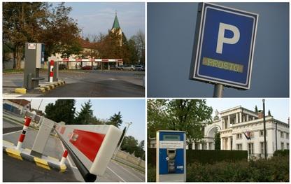 Novi parkirni sistemi v Ljubljani