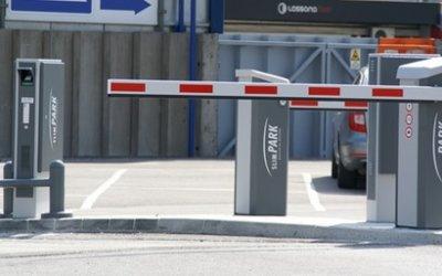 SLIM PARK parking system