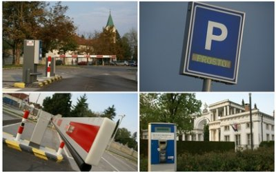 New parking systems in the municipality of Ljubljana